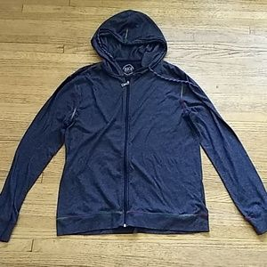 BKE lightweight zipper jacket Size Medium